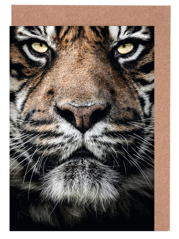 Ready for the Hunt -Grußkarten-Set