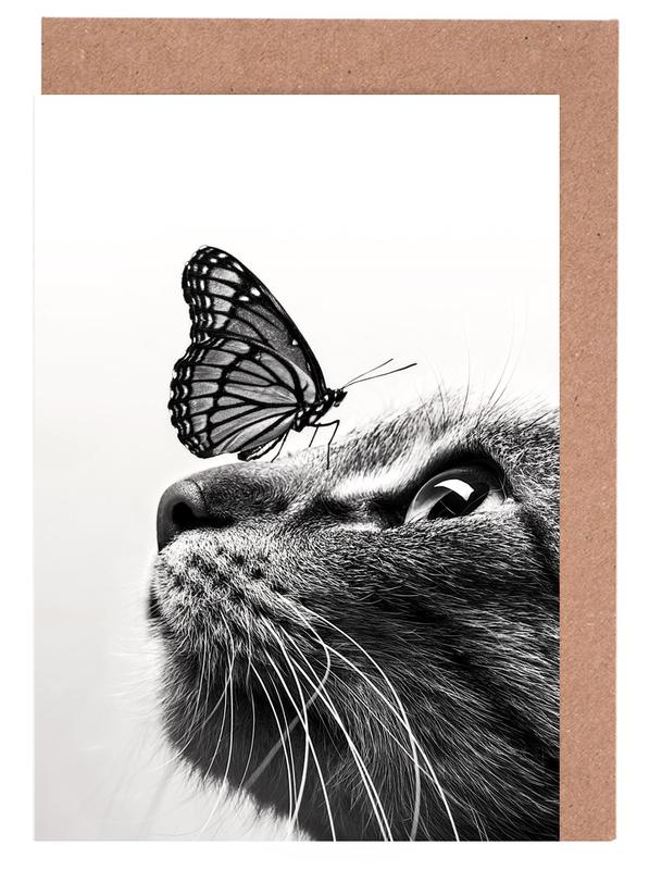 Butterfly Kiss cartes de vœux