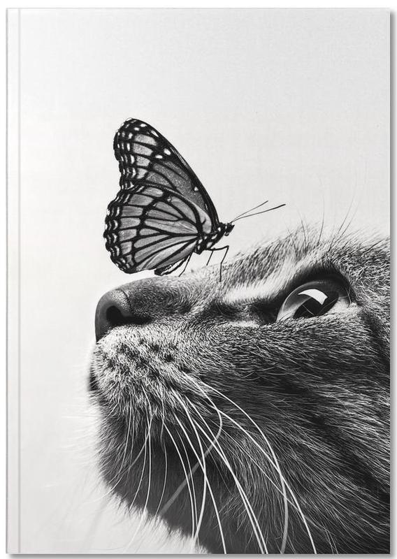 Butterfly Kiss Notebook