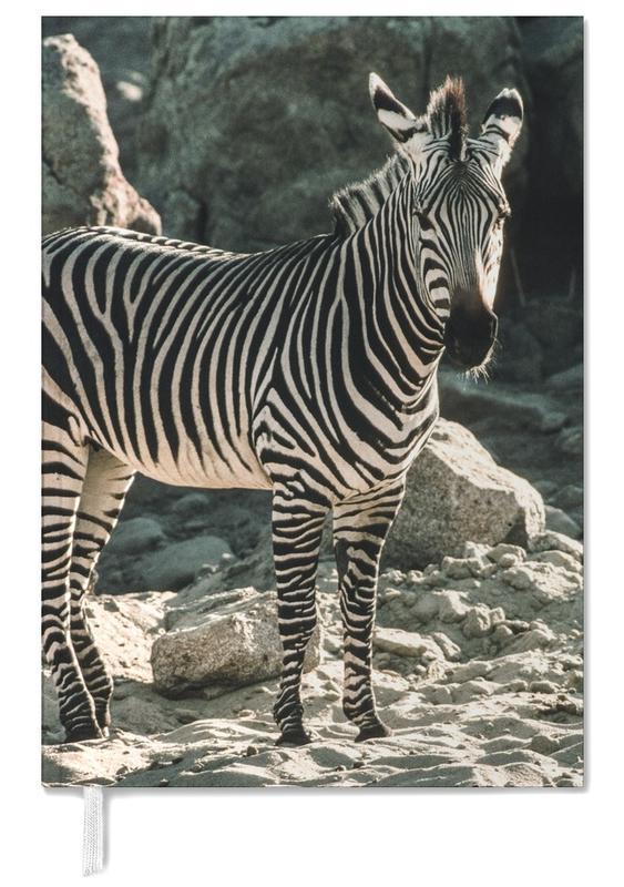 Safari Animals, Zebra Personal Planner