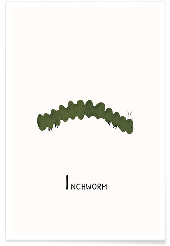 Inchworm poster