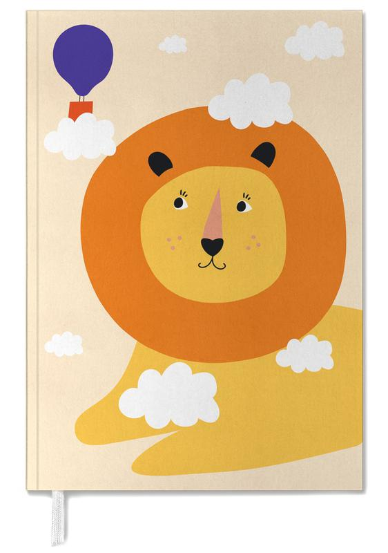 Nursery & Art for Kids, Lions, Head in the Clouds Personal Planner