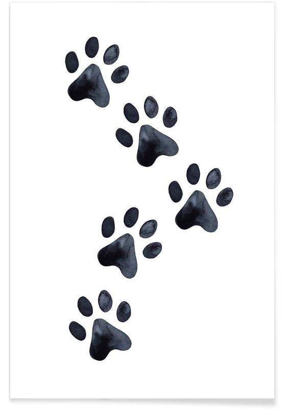 , Paw poster II affiche