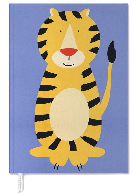 Kunst voor kinderen, Tijgers, Friendly Tiger agenda