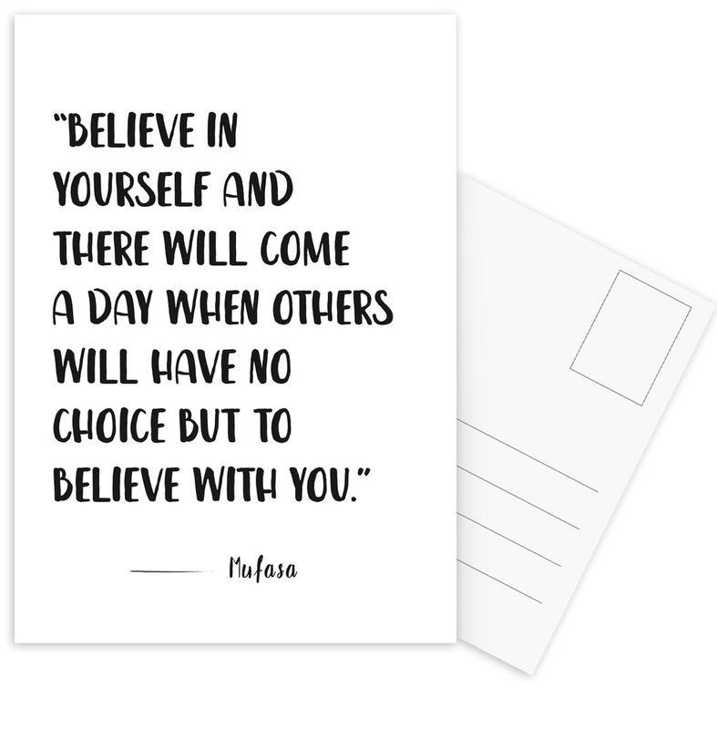 Love Will Find a Way -Postkartenset