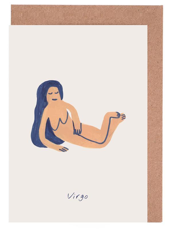 Virgo cartes de vœux