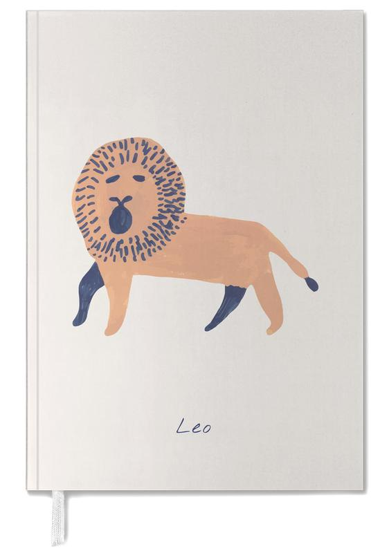 Lions, Nursery & Art for Kids, Leo Personal Planner