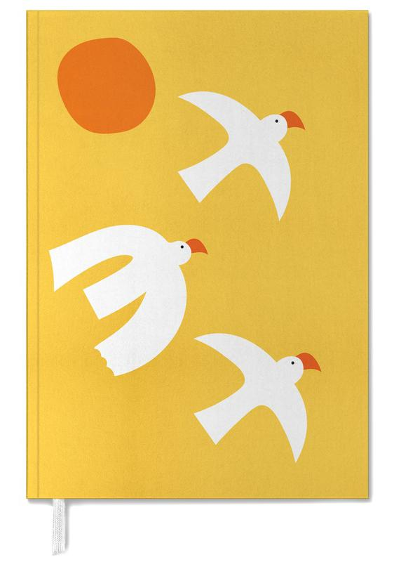 Flying Doves Personal Planner