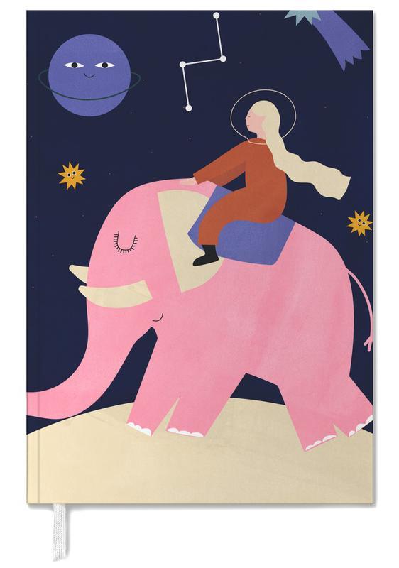Art pour enfants, Éléphants, Elephant Ride agenda