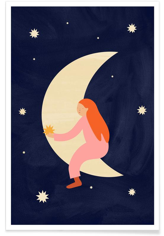 Lullaby Moon affiche