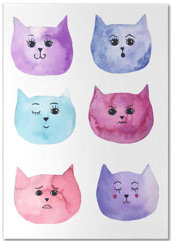 Feline Feelings -Notizblock