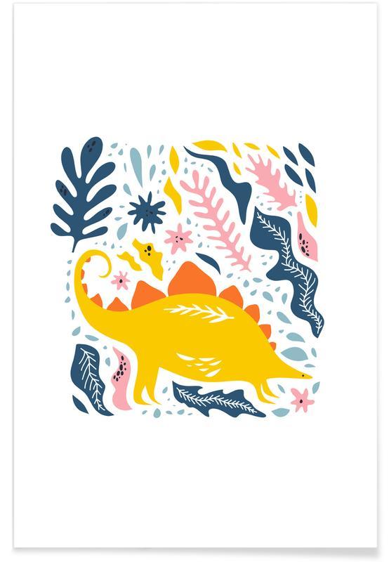 Dinosaur affiche