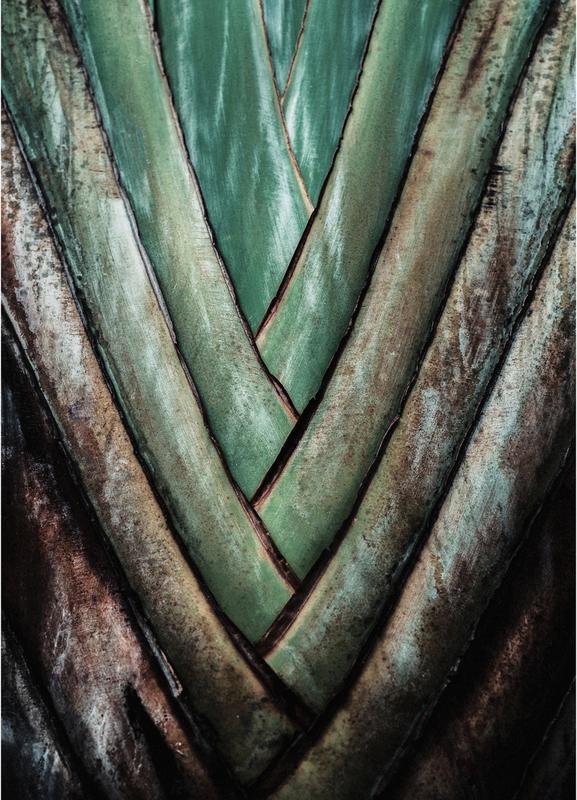 Banana Tree toile