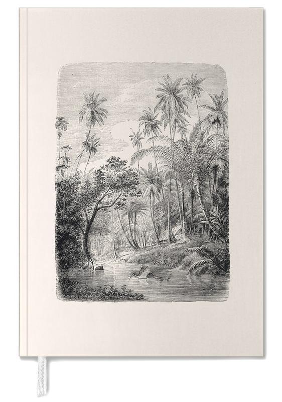 Palmen, Bäume, Wälder, Sri Lanka -Terminplaner