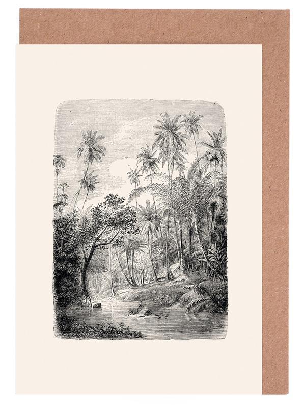 Sri Lanka -Grußkarten-Set