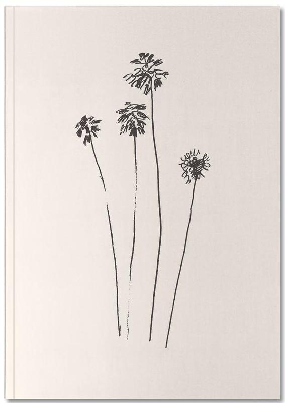 Palm Silhouettes Notebook