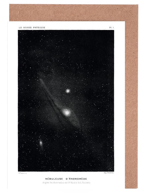 Le Monde Physique -Grußkarten-Set