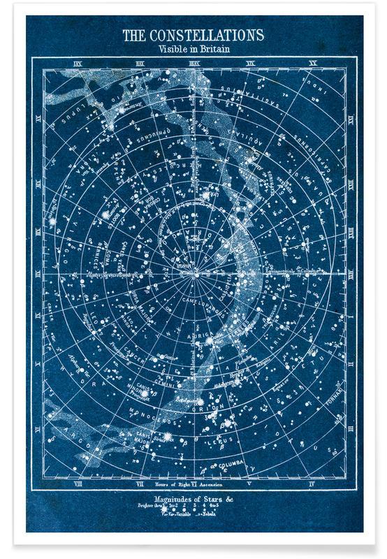 , Constellations affiche