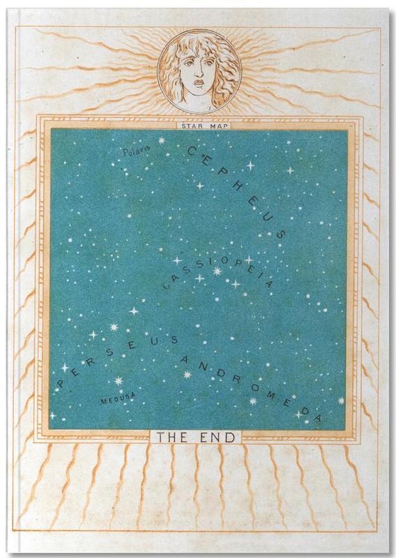 Star Map Notebook
