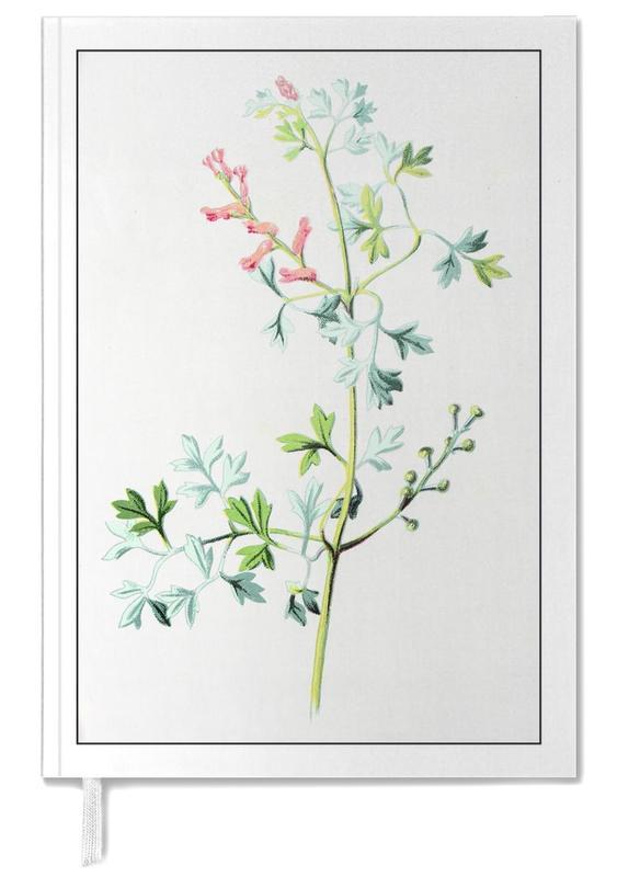 Antique Floral -Terminplaner
