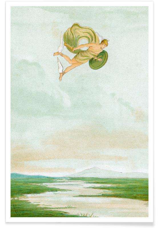 , Perseus póster