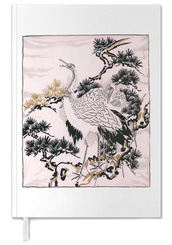 Kraanvogels, Japanese Cranes agenda