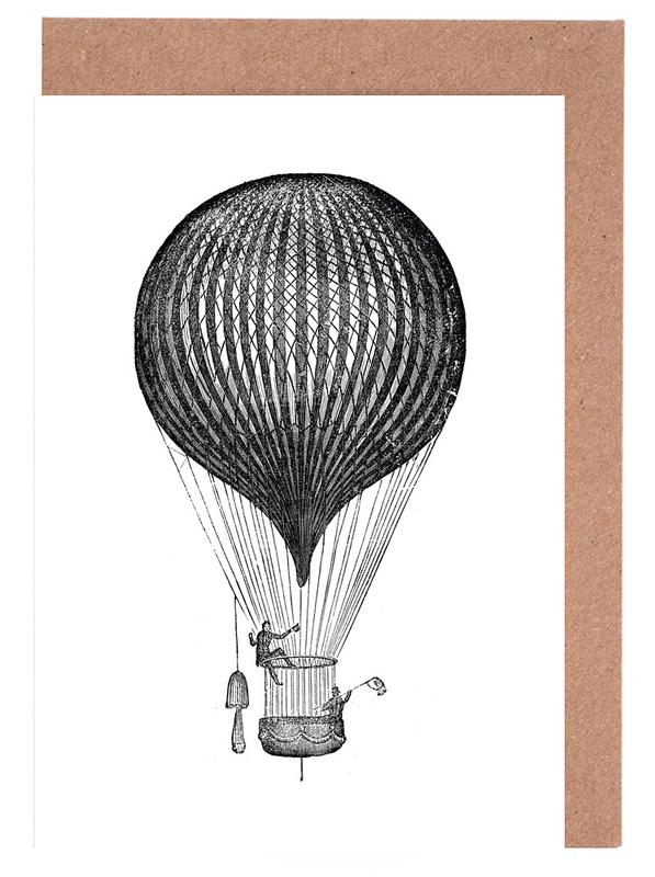Air Balloon cartes de vœux