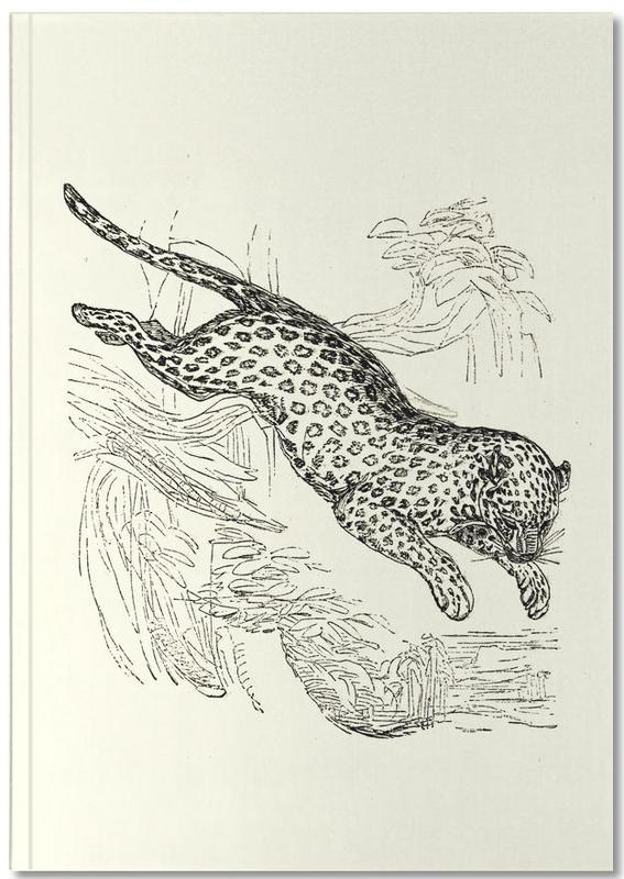 Luipaarden, Leopard Notebook