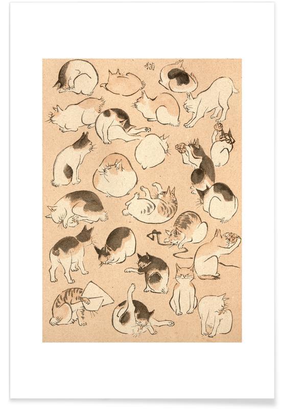 Katte, Katte Plakat