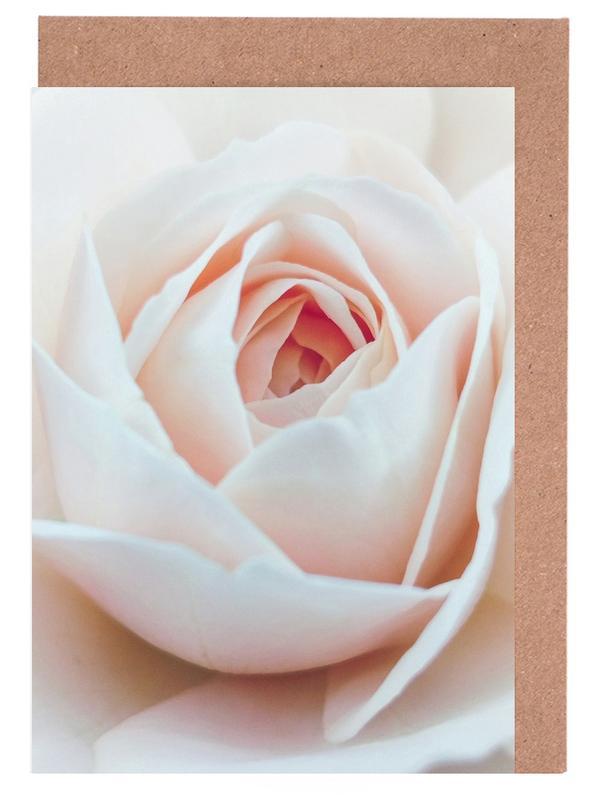 Petals in the Light -Grußkarten-Set