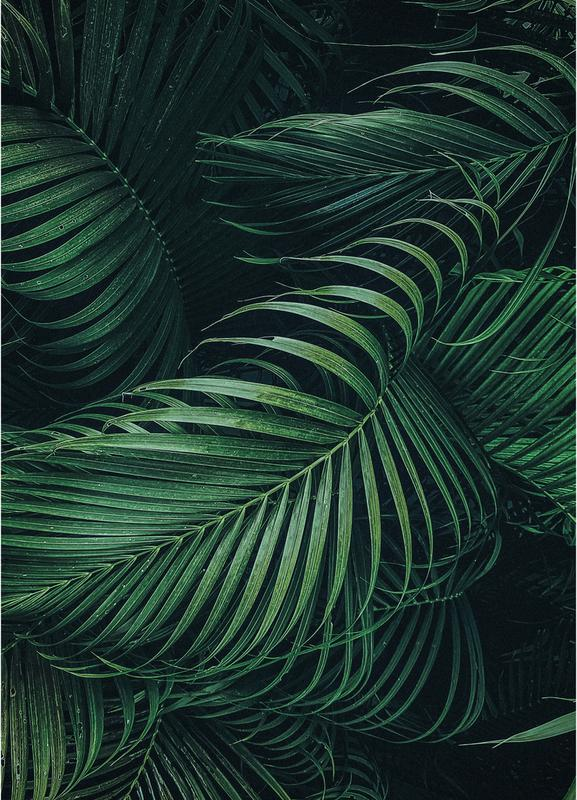 Feathered Palm toile