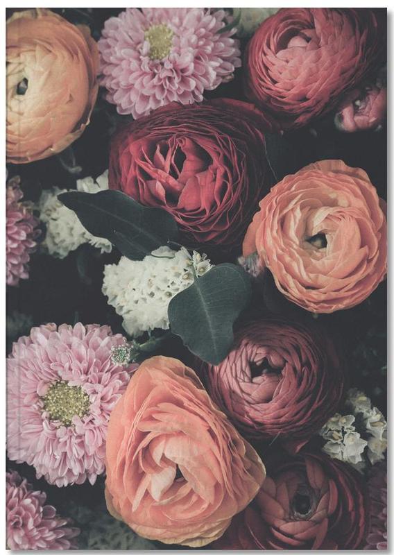 Vintage Bouquet Notebook