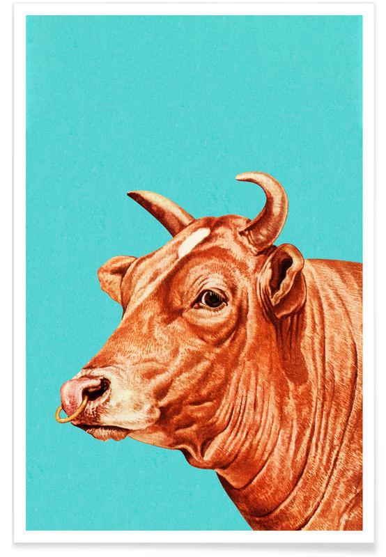Koeien, Deja-Moo III poster
