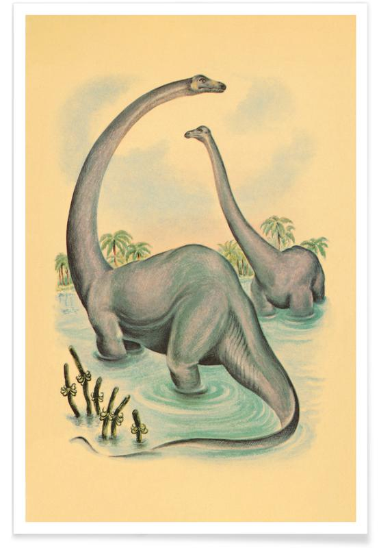 Dinosaurs, Another World Poster
