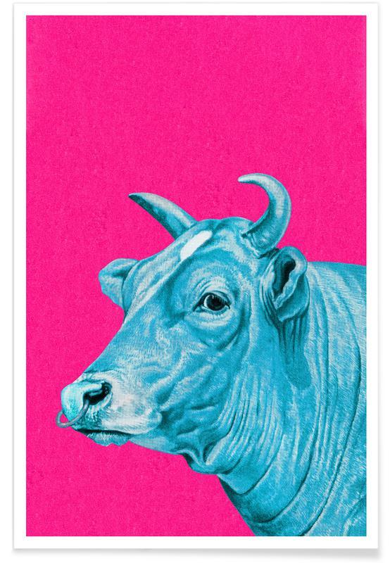 Koeien, Deja-Moo I poster