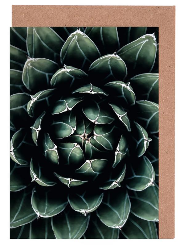 Kaktus, Cactus Heart -Grußkarten-Set
