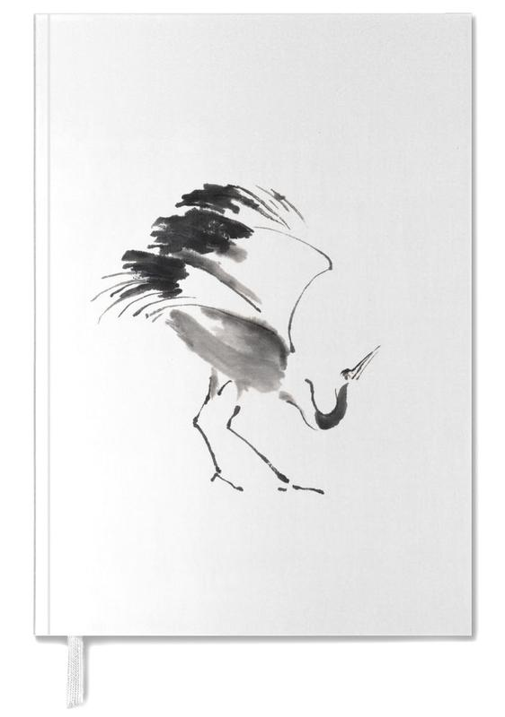 Japans geïnspireerd, Kraanvogels, Bowing Crane II agenda