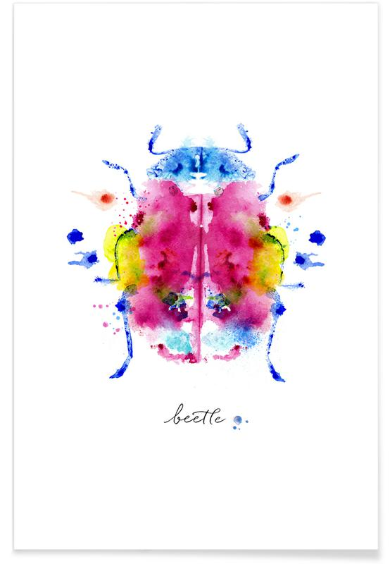 , Ink Beetle II affiche
