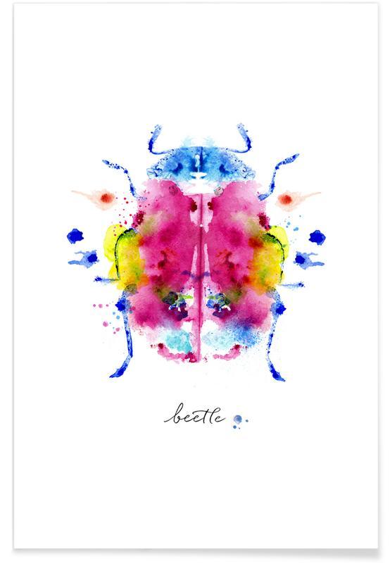 , Ink Beetle II Poster