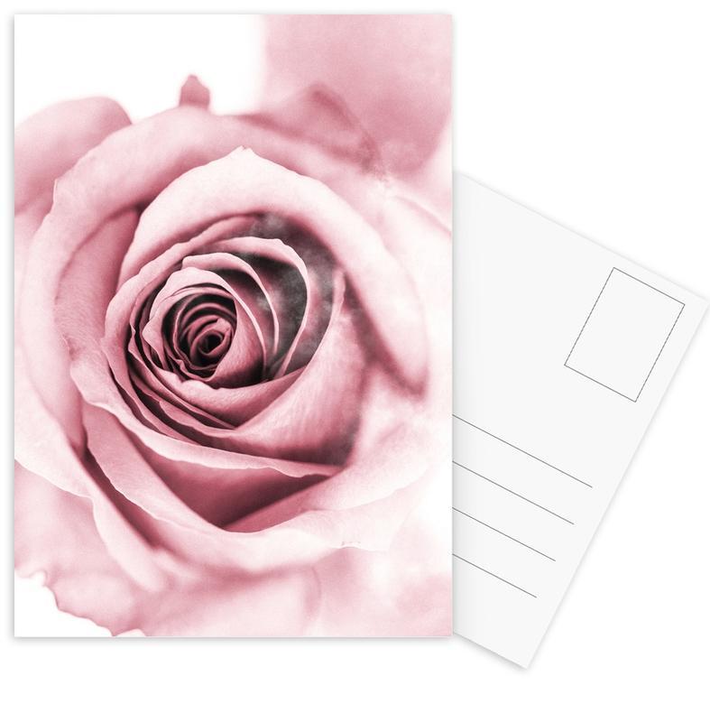 Pink Petals -Postkartenset