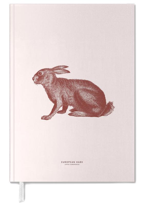 Pâques, Lapins, Art pour enfants, European Hare II agenda