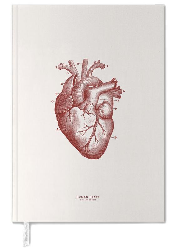 Human Heart II Personal Planner