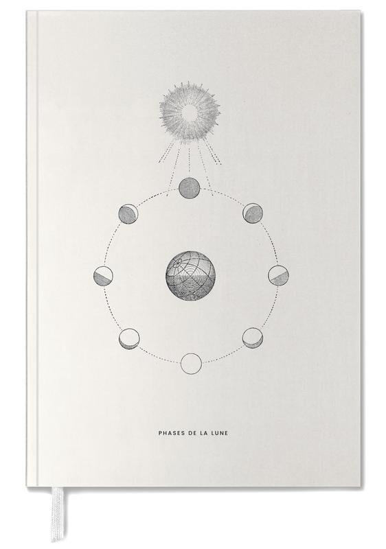Phases de la Lune -Terminplaner