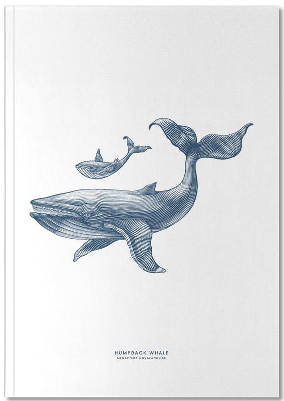 Humpback Whale II Notebook