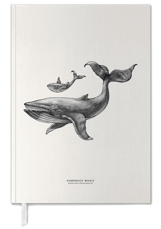 Humpback Whale -Terminplaner