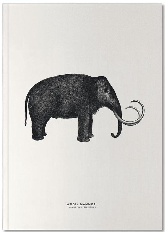 Olifanten, Kunst voor kinderen, Mammoth Notebook