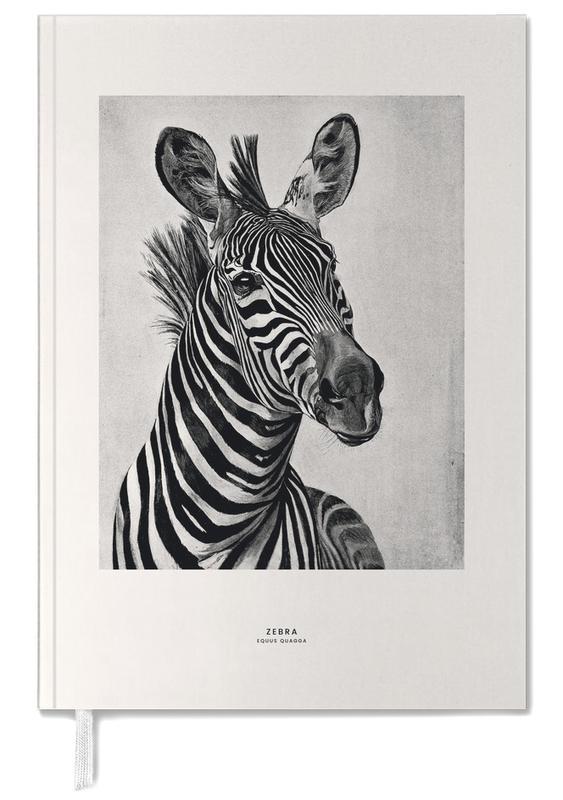 Zebras, Zebra Portrait Personal Planner
