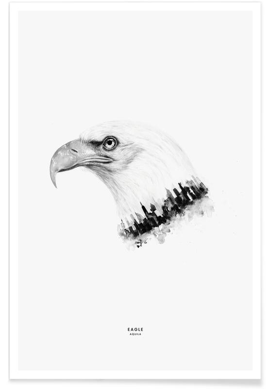 , Eagle Plakat