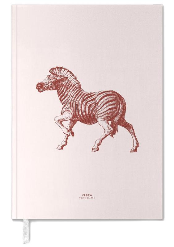 Zebras, Nursery & Art for Kids, Zebra II Personal Planner