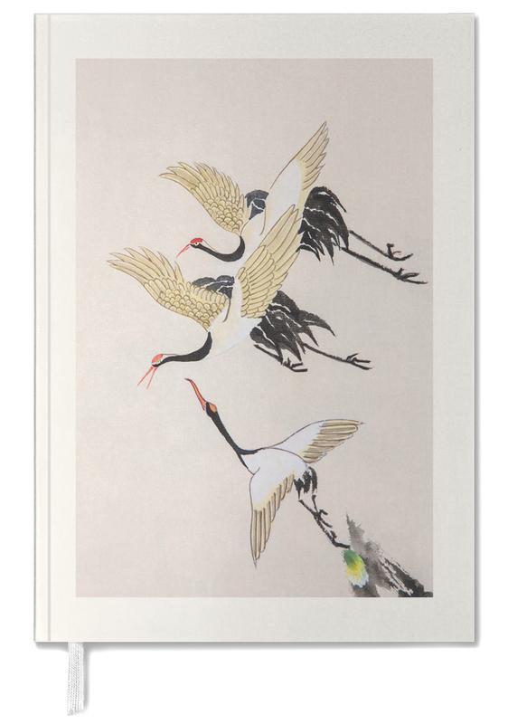 Japans geïnspireerd, Kraanvogels, Swooping Cranes agenda